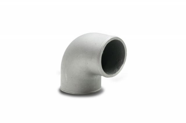 "2.25"" Cast Aluminum Elbow (non polished)"