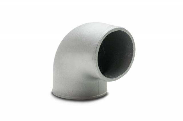 "2.75"" Cast Aluminum Elbow (non polished)"