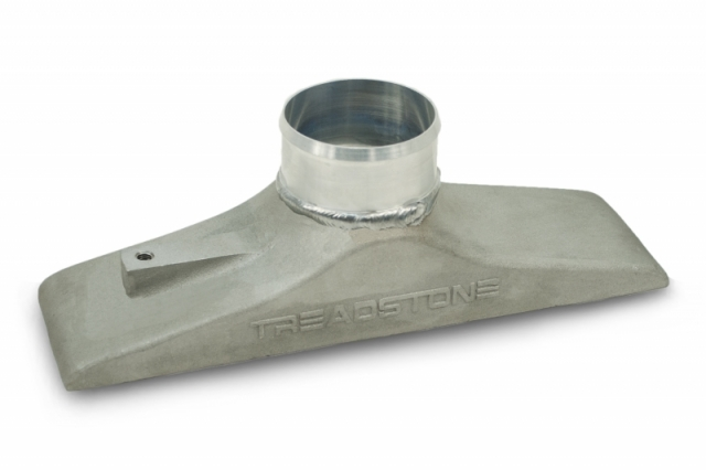 Treadstone E12C Intercooler Endtank