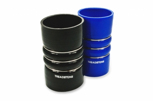 """3.00"""" Double Hump Silicone Hose Coupler"""