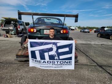 Treadstone Authorized Dealer Banner