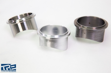 50mm Weld Flange For Tial Q, Tial QR And Other 50mm Models