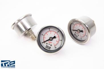 Liquid Filled Fuel Pressure Gauge