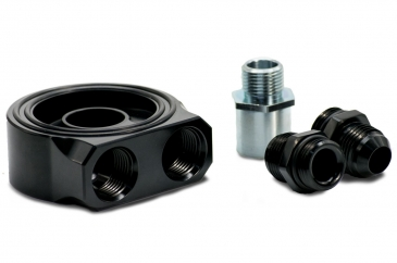 Thermostatic Oil Filter Sandwich Plate