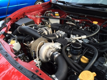 Scion FRS/BRZ FMIC & Turbo Kit